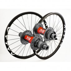 MTB wheelset based on DT Swiss 240 EXP CL hubs by WHEELPROJECT