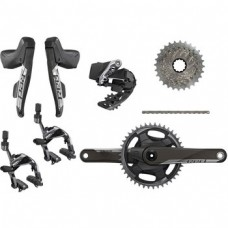 SRAM RED eTap AXS 1x12 Groupset Powermeter Crank