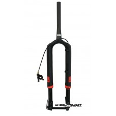 "ROCK SHOX RS-1 29"" Solo Air 100 mm Tapered"