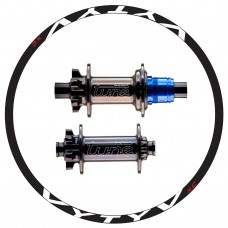 Custom VYTYV MTB 29 Carbon Tubeless J-Bend wheels