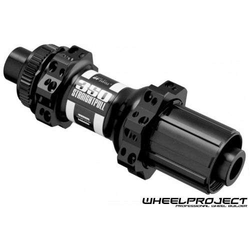 DT Swiss 350 Center Lock Straightpull 28H rear hub