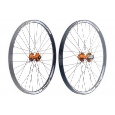 Wheelset based on HOPE PRO 4 hubs