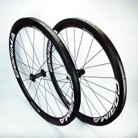 CORIMA 47mm WIDE Tubular Carbon / DT Swiss 240s / Sapim CX-RAY wheelset - 1320g