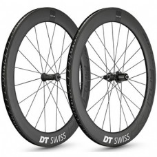 DT Swiss PRC 1400 DICUT 65mm Carbon Clincher / Disc / DT Swiss 240s 1649g wheelset