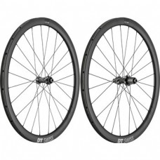 DT Swiss CRC 1100 SPLINE 38mm Carbon Clincher / Disc / DT Swiss 240s 1322g wheelset