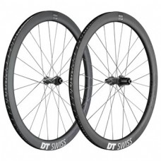 DT Swiss ERC 1400 SPLINE 47mm Carbon Clincher / Disc / DT Swiss 240s 1538g wheelset