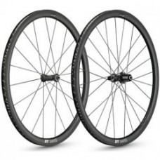 DT Swiss PRC 1400 DICUT 35mm Carbon Clincher / Disc / DT Swiss 240s 1486g wheelset