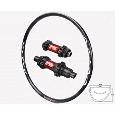 VYTYV V2T3V 29 / DT Swiss 240s CL Straightpull wheelset approx. 1515g on the lightest spokes