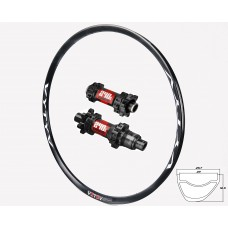VYTYV V2T3V 29 / DT Swiss 240s IS Straightpull wheelset approx. 1530g on the lightest spokes