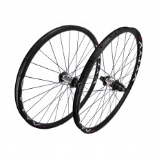 VYTYV XC 29 Carbon / DT Swiss 180 Ceramic wheelset approx. 1280g on the lightest spokes