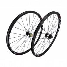 VYTYV XC 29 Carbon / Hope 4 Pro 6-bolt wheelset approx. 1475g on the lightest spokes