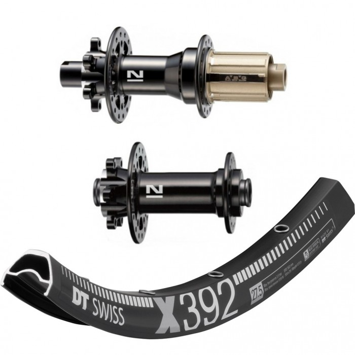 DT Swiss X 392 Cross Country Bicycle Rim