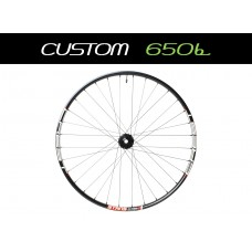 "Custom Handbuilt MTB Rear 27,5"" (650b) Straightpull Wheel"