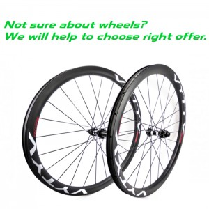 CUSTOM HANDBUILT ROAD WHEELS - INQUIRY / QUESTIONNAIRE